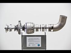 Researchers 3D printed an entire jet engine. A bit of printing footage and an interview.