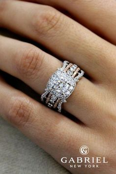 Most Popular Engagement Rings For Women ❤️ See more: http://www.weddingforward.com/engagement-rings-for-women/ #weddings