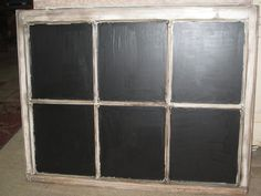 For Home Office - my next DIY project for the great window pane I found a few weeks ago