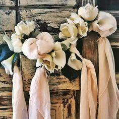 Coronas de flores, para novias. Castellana Lane. Handmade & Natural