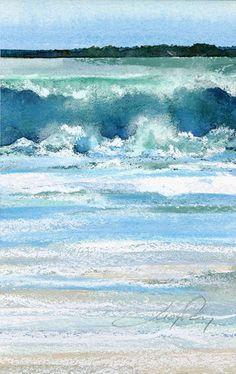Judy Perry, Healing Waters Watercolors, Healing Artwork, Seascapes ...
