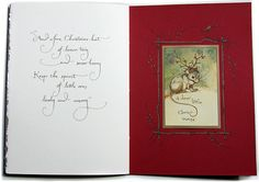 Mr. Rabbits Christmas Wish Published by Charles Van Sandwyk Fine Arts, 2007. Edition of 2000 Second Edition