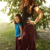 Free Women's Maxi Skirt Pattern 4-14 - via @Craftsy