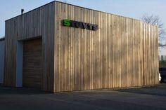 Gevelbekleding Stuyts Woodface Fotograaf Bart Van der Veken