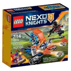 ✔ bought.  $8.49 LEGO® Nexo Knights Knighton Battle Blaster 70310 : Target