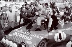 Bernard Darniche and Alain Mahe celebrate their win in the 1979 Monte Carlo Rally.driving a Lancia Stratos HF. Supercars, Monte Carlo Rally, Monaco Grand Prix, Car Travel, Rally Car, Car And Driver, Monster Trucks, Racing, History