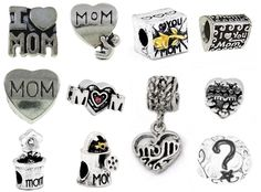 Mother's Day Pandora Style Charms