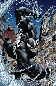 Amazing Spider-Man & Venom – Venom Inc. Venom Comics, Marvel Venom, Marvel Villains, Juggernaut Marvel, Comic Movies, Comic Book Characters, Comic Books Art, Comic Art, Book Art