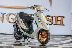 Honda Dio Zx 50cc Custom