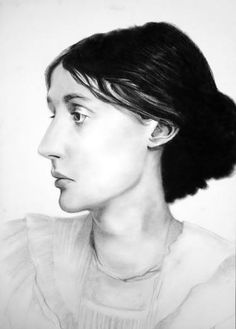 SOLD Virginia Woolf