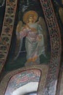 Монастир Хора (Константинополь) Religious Icons, Religious Art, Fresco, Order Of Angels, Byzantine Art, Early Christian, Art Icon, Place Of Worship, Illuminated Manuscript