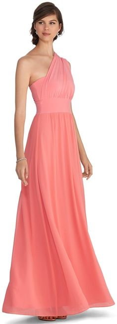 The coral bridesmaid dress features sweetheart neckline, pleated top continued with a slim A line skirt, floor length. Long Prom Gowns, Ball Gowns Prom, Cheap Prom Dresses, Evening Dresses, Wedding Dresses, Coral Bridesmaid Dresses, Bridesmaids, Skirt Fashion, Fashion Dresses