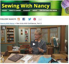 Sew Comfortable Fashion with New McCalls 7474 by Nancy Zieman | Nancy Zieman Blog