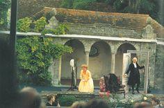 Our first ever production - 'Il nozze di Figaro' Garsington Opera 1989