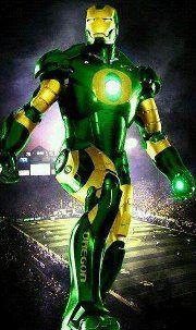 Oregon Iron Man. #nationalbrand