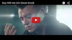 "Someone Combine Vin Diesel's Singing With Sam Smith's ""Stay With Me"" :: Websipedia.com"