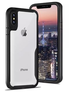 Excited to show off our newest arrivals! iPhone X, Shockpr... Buy now http://jandjcases.com/products/iphone-x-shockproof-transparent-tpu-case-in-black?utm_campaign=social_autopilot&utm_source=pin&utm_medium=pin