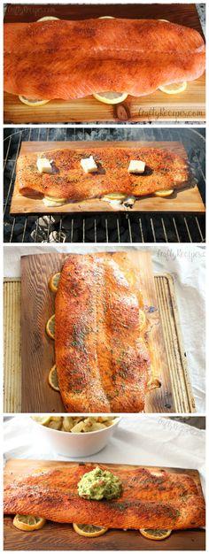 recipe: cedar plank mahi mahi oven [32]