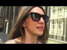 ▶ NEW YORK, NEW YORK - YouTube Backstage, New York, Sunglasses, News, Youtube, Travel, Style, Fashion, Swag