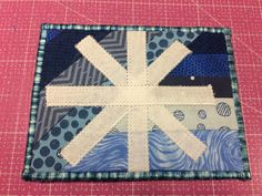 Postcard Tutorial and Video by Debby Brown Quilts