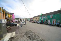 Village Of Sneem (County Kerry, Ireland)