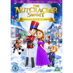 http://ift.tt/2dNUwca | The Nutcracker Sweet DVD | #Movies #film #trailers #blu-ray #dvd #tv #Comedy #Action #Adventure #Classics online movies watch movies  tv shows Science Fiction Kids & Family Mystery Thrillers #Romance film review movie reviews movies reviews
