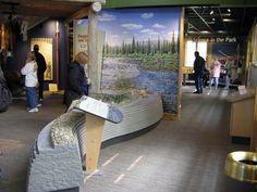 Denali National Park, Visitor Center, Interpretive Planning, Exhibit Design, Interpretive Centers, Visitor Centers, AldrichPears Associates - 396 | 출처: aldrichpears