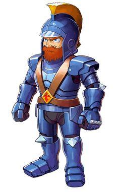 Arthur - Warriors Armor