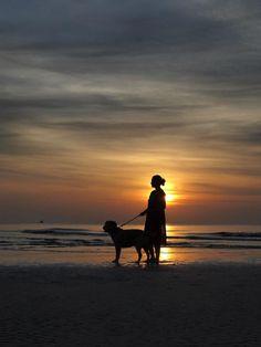 with Sunday at sunrise