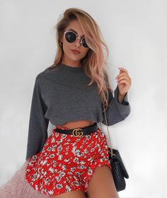 Trendy Outfits, Summer Outfits, Fashion Outfits, Summer Dresses, Moda Fashion, Womens Fashion, Indie Fashion, Hipster Fashion, Punk Fashion