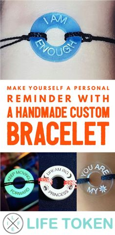 Pick from your favorite colors and write a message that matters to you, in any language and symbols. Portion of proceeds go to charity.