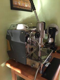 Faema Lambro Vintage Espresso Lever Machine | eBay