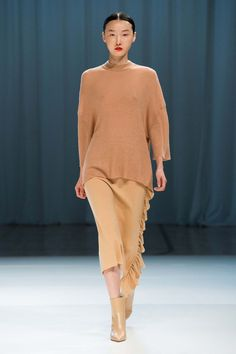 Awesome Ryan Roche New York Spring/Summer 2017 Ready-To-Wear Collection | British Vogue... Styling Check more at http://fashionie.top/pin/25706/