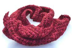 Ravelry: Sea of Roses scarf/Schalen Hav av Rosor pattern by Ann Linderhjelm