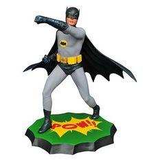 Batman 1966 TV Series Premier Coleção Statue - Diamond Select - Batman - Estátuas em entretenimento Planeta Terra