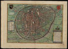 Civitates Orbis Terrarum.. Braun, Georg 1541-1622 — Material cartográfico impreso — 1582