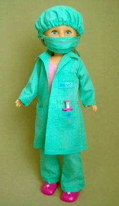 Nancy doctora