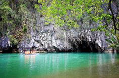 Puerto Princesa Subterranean River National Park, Palawan, Philippines.