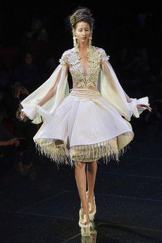 Guo Pei Couture Lente 2018