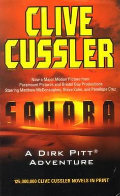 All of Clive Cussler's Dirk Pitt adventures are worth reading!