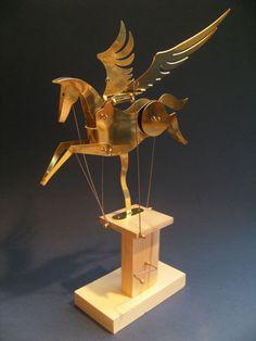 Automata Pegasus