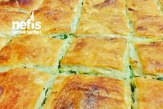 Puff Pastry and Puff Pastry, Cookie Recipes Spanakopita, International Recipes, Cookie Recipes, Dinner Recipes, Pizza, Cookies, Breakfast, Ethnic Recipes, Food