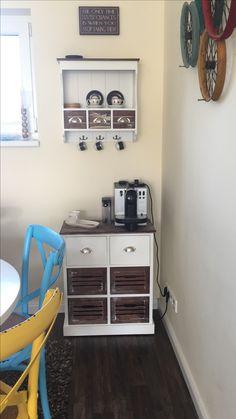 Coffee corner wintage