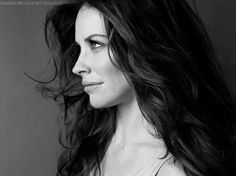Evangeline Lilly. I think she is perfect for Captain Winter Stormhaven! She is serious but with some sass'
