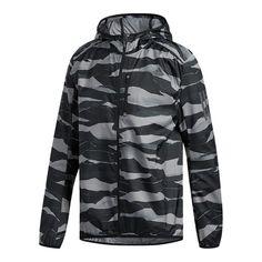 58618aaa8d4ef adidas Men s Own The Run Camo Jacket