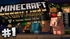 MINECRAFT STORY MODE EPISODIO 1  CAPITULO 1