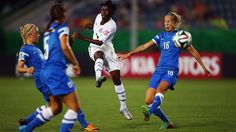FIFA U-20 WOMEN'S WORLD CUP:Anguish for Ghana despite late winner