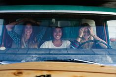 take a road trip with friends (who's up for it?!)