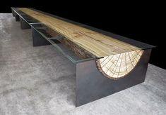 Mesa de tronco – Bem Legaus