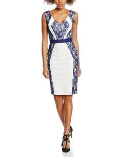 Paper Dolls Women's Sara-a Sleeveless Dress